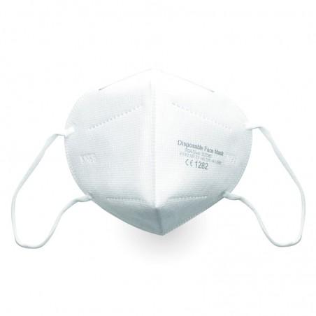 Masque KN95 - FFP2 - Lot de 20 - Face