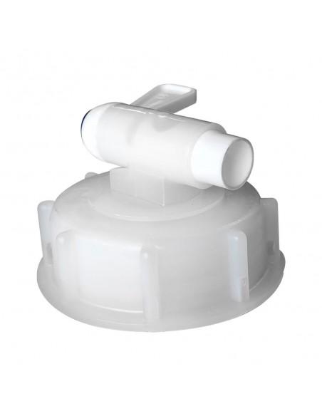 Bouchon pour bidon de vingt litres de gel hydroalcoolique PURITY