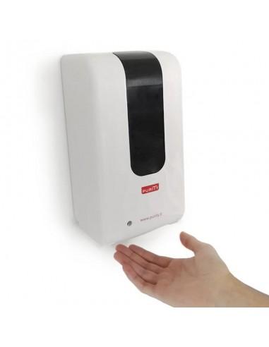 Distributeur automatique mural de gel hydroalcoolique