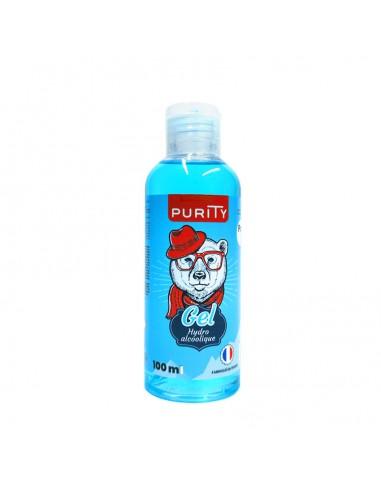 Gel hydroalcoolique parfum Cola
